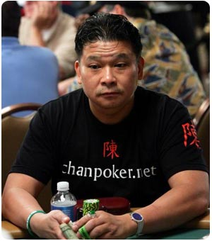 johnny chan poker image